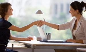 Куда можно устроиться на работу после 50 лет женщине?